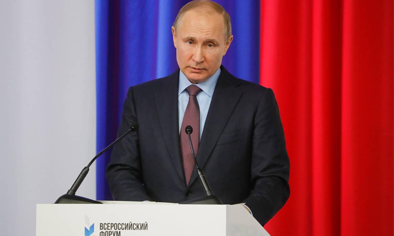 Путин: в ближайшие годы Россия выйдет в лидеры мирового агрорынка