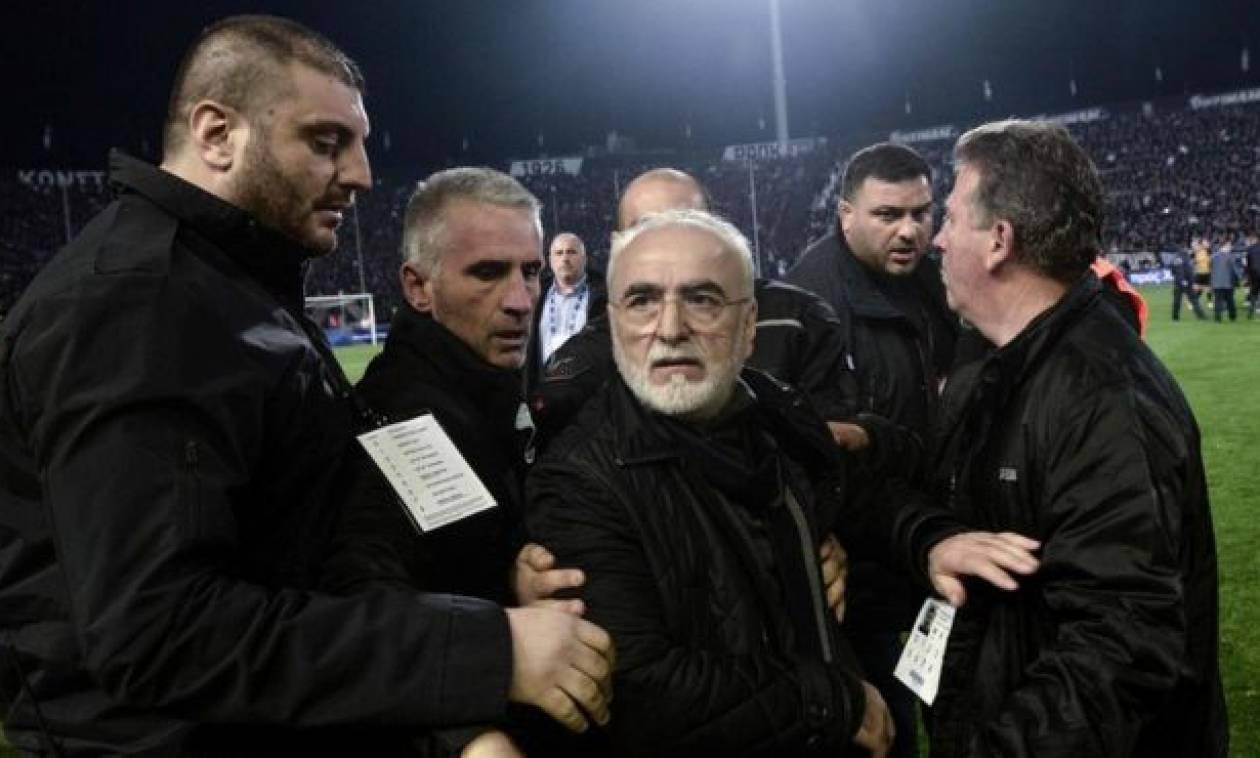 ФИФА может отстранить Грецию от участия в международных чемпионатах