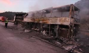 Τραγωδία στην Τουρκία: Πολύνεκρο τροχαίο με θύματα και παιδιά (pics&vid)