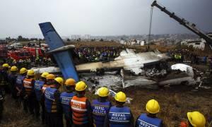 Νεπάλ: Λάθος του πύργου ελέγχου «δείχνει» η έρευνα για την αεροπορική τραγωδία (pics)