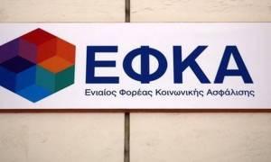 Στον ΕΦΚΑ οι εισφορές για ελεύθερους επαγγελματίες και αυτοαπασχολούμενους