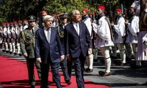 Μήνυμα Παυλόπουλου: Η Τουρκία πρέπει να προσαρμοστεί στα ευρωπαϊκά δεδομένα