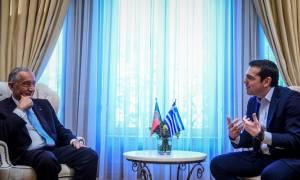 Τσίπρας: Θετικό παράδειγμα για την Ελλάδα η Πορτογαλία