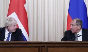 Στο κόκκινο η ένταση με Βρετανία Κανείς δεν μπορεί να εκβιάζει την Ρωσία με τελεσίγραφα 24 ωρών