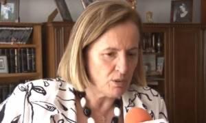 Θρίλερ στη Θεσσαλονίκη με το θάνατο της πρώην προέδρου των Συμβολαιογράφων