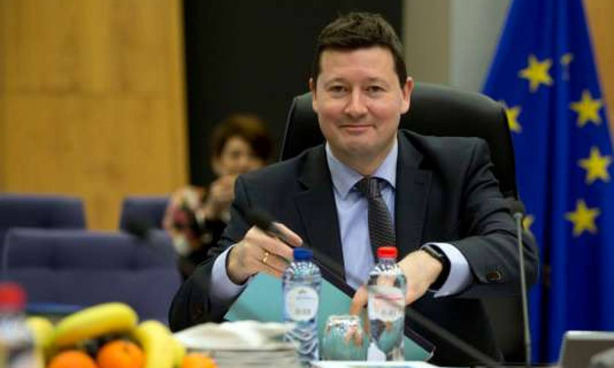 Μάρτιν Σελμάιρ: Υπέρ της Ελλάδας ο νέος γενικός γραμματέας της Κομισιόν