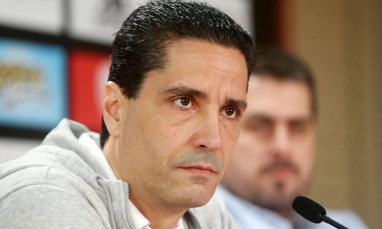 Ολυμπιακός: «Έφυγε» ο Σάββας Σφαιρόπουλος