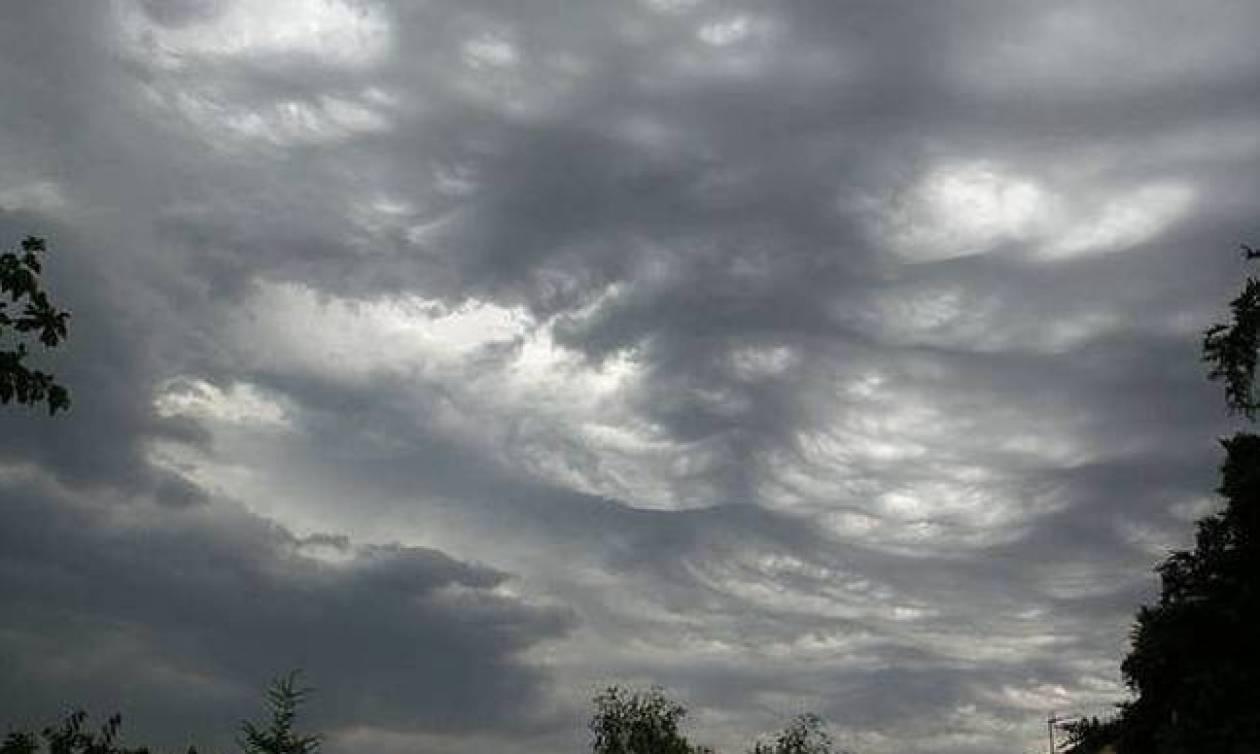 Ο καιρός την Τετάρτη: Δείτε πού θα βρέξει - Αναλυτική πρόγνωση