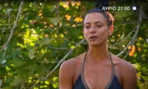 Survivor 2: Η νέα δήλωση-φωτιά της Μελίνας για τους συμπαίκτες της