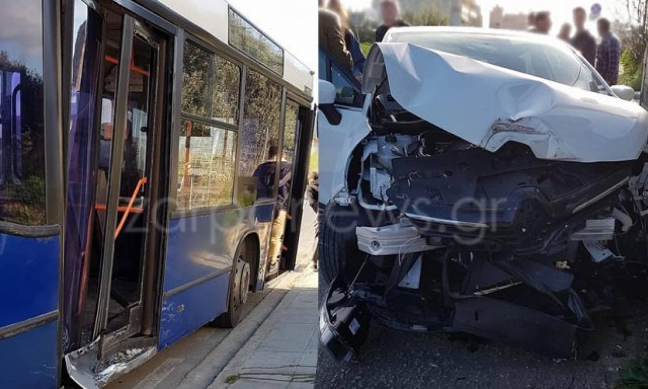 Κρήτη: Τροχαίο με λεωφορείο γεμάτο μαθητές – Εικόνες - σοκ
