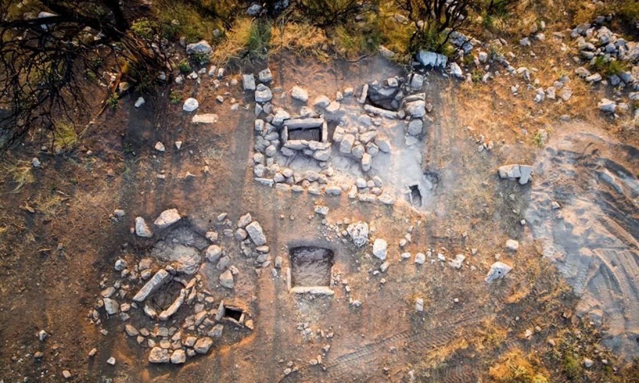Γιγαντιαίος προ-μυκηναϊκός οικισμός στη λίμνη Κωπαΐδα (pics)