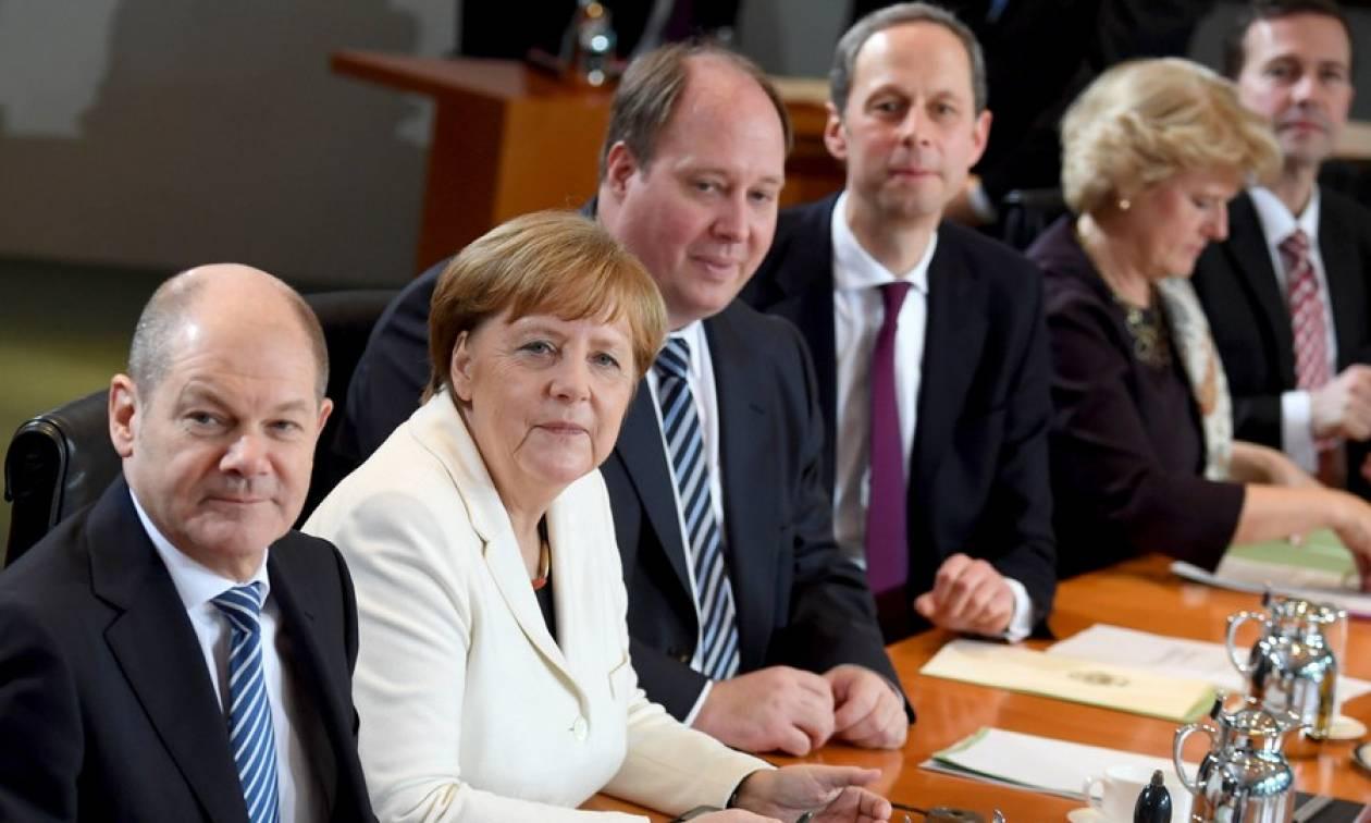 Νέα κυβέρνηση στη Γερμανία έπειτα από αβεβαιότητα 171 ημερών