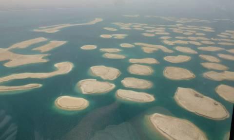 Ξεκινούν πάλι οι εργασίες για τον «Κόσμο» στο Ντουμπάι