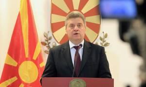 Σκόπια: «Όχι» από τον Ιβανόφ στη διεύρυνση της αλβανικής γλώσσας
