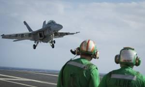 Τραγωδία στη Φλόριντα: Συνετρίβη μαχητικό αεροσκάφος – Νεκροί και οι δύο πιλότοι