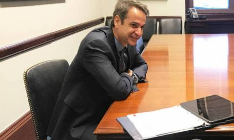 Greece will be the 'growth surprise of Europe,' ND leader Mitsotakis says