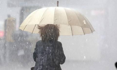 ΕΜΥ: Έκτακτο δελτίο επιδείνωσης καιρού: Αυτές τις περιοχές θα «σαρώσει» η κακοκαιρία