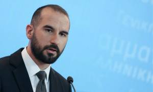 Τζανακόπουλος: Μείζων στόχος η έξοδος της χώρας από τα μνημόνια και η θεσμική κάθαρση