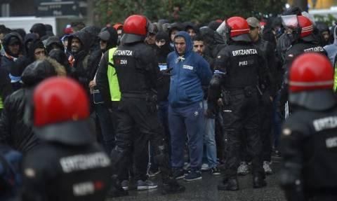 Οπαδοί της Μαρσέιγ μαχαίρωσαν δύο άνδρες της ιδιωτικής ασφάλειας του γηπέδου (video)