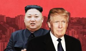 Πυρετός προετοιμασιών για τη συνάντηση Ντόναλντ Τραμπ – Κιμ Γιονγκ Ουν (Vids)