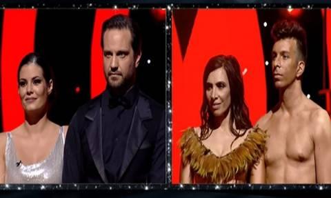 DWTS: Δείτε ποιο ζευγάρι αποχώρησε από το show του ΑΝΤ1