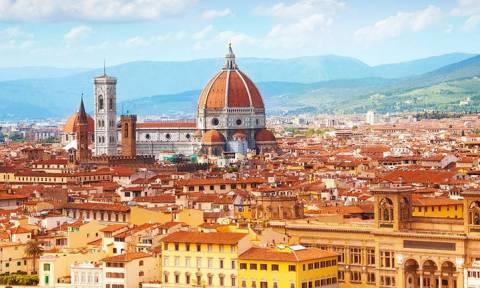 Ταξιδεύουμε για Σαββατοκύριακο στη Φλωρεντία