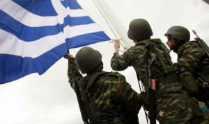 Δημοσκόπηση - σοκ: Δείτε πόσοι Έλληνες δηλώνουν έτοιμοι να πολεμήσουν