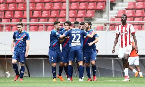 Ολυμπιακός-Πανιώνιος 0-1: Φιλικό «διπλό» στο «Γ. Καραϊσκάκης» (photos)