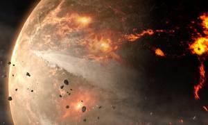 Αντίστροφη μέτρηση για το τέλος του κόσμου; Τεράστιος αστεροειδής θα συγκρουστεί με τη Γη