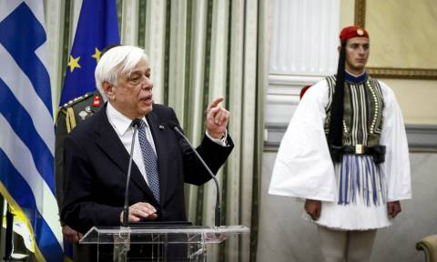 Pavlopoulos: We must be ready to defend our borders at any time