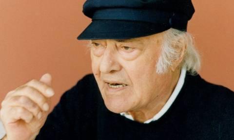Σαν σήμερα το 1996 πεθαίνει ο Έλληνας ποιητής Οδυσσέας Ελύτης (Vids)