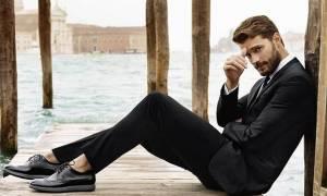 Ο Jamie Dornan μόλις έκανε την πιο Mr.Grey εμφάνισή του