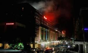 Τραγωδία στις Φιλιππίνες: Εγκλωβίστηκαν σε φλεγόμενο ξενοδοχείο