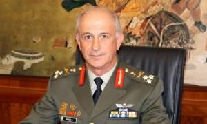 Ανατριχίλα: Ο στρατηγός Ζιαζιάς αποχαιρετά το διοικητή των καταδρομέων που πολέμησε τον «Αττίλα»