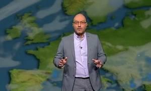 Η προειδοποίηση του Σάκη Αρναούτογλου για την επερχόμενη επιδείνωση του καιρού (video)
