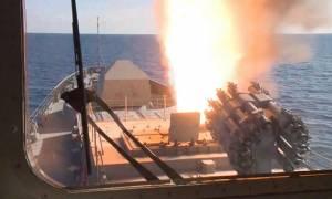 Όλα κρέμονται σε μια κλωστή: Στρατιωτικές δυνάμεις 10 χωρών «κύκλωσαν» τη Μεσόγειο