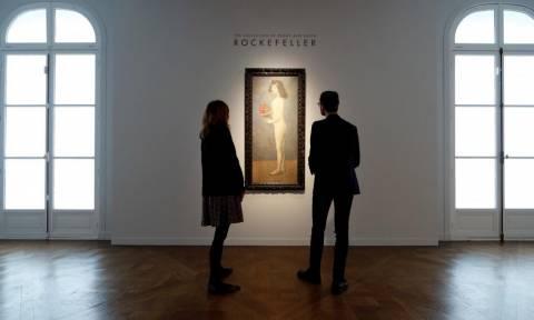 Η δημοπρασία του αιώνα: Στο «σφυρί» η αμύθητη συλλογή των Ροκφέλερ (Pics+Vids)