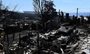 Αυστραλία: Στάχτη δεκάδες κτήρια από πυρκαγιά στην πόλη Τέθρα