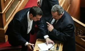 Κρίσιμη συνάντηση Τσίπρα - Καμμένου για τους δυο Έλληνες στρατιωτικούς