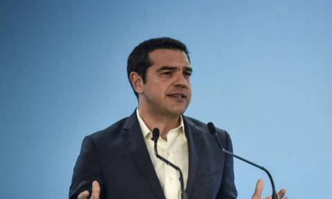 Tsipras: Cyclades' link with mainland power grid is an improtant project