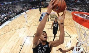 O Αντετοκούνμπο πρώτος στη λίστα των 25 καλύτερων του NBA, κάτω των 25 χρονών
