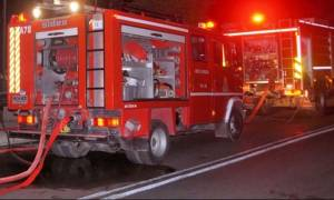 Συναγερμός στην Πυροσβεστική: Μεγάλη φωτιά σε κτήριο στο κέντρο της Αθήνας