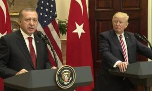 Η «απάντηση» των ΗΠΑ στην εισβολή και τις απειλές Ερντογάν