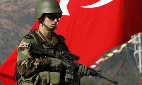 Πυροβολισμοί στον Έβρο: Τούρκοι στρατιώτες έριξαν στον αέρα με αβολίδωτα