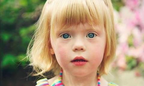 Φωτογραφίες που δείχνουν πώς μοιάζει ο Αυτισμός στα παιδιά