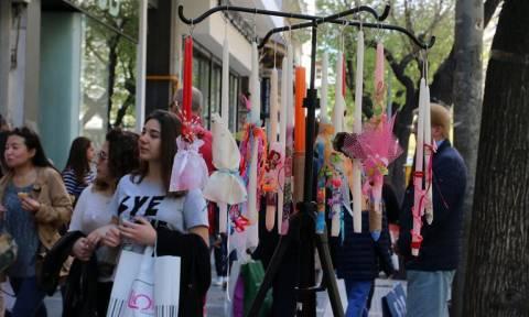 Πάσχα 2018: Πότε θα ξεκινήσει το εορταστικό ωράριο - Έτσι θα λειτουργήσουν τα καταστήματα