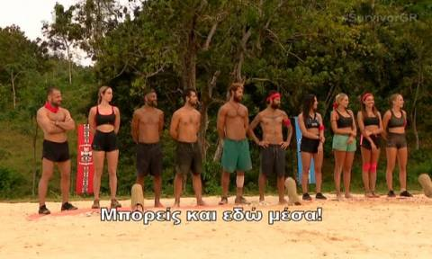 Survivor 2: Η ατάκα της Σπυροπούλου που άφησε άφωνο τον Τανιμανίδη