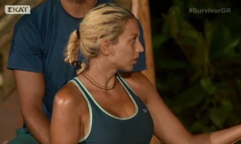 Survivor 2: Κι όμως το έκανε! Η Σπυροπούλου ζήτησε κινητό από τον Τανιμανίδη- Δείτε γιατί
