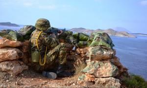 Κρίσιμη η κατάσταση: «Πάγωσαν» για ένα μήνα οι μεταθέσεις στρατιωτών στο Καστελόριζο