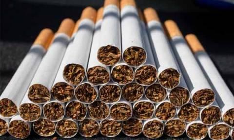 Θεσσαλονίκη: Ζευγάρι συνελήφθη για κατοχή και διακίνηση λαθραίων καπνικών προϊόντων